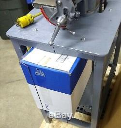 4 Rockwell Delta Homecraft Jointer Woodworking Machinery Wood working machine