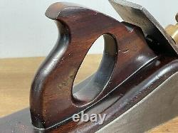 Antique Little Used 14. Jointing & Panel Woodwork Plane, W. Marples Cutter