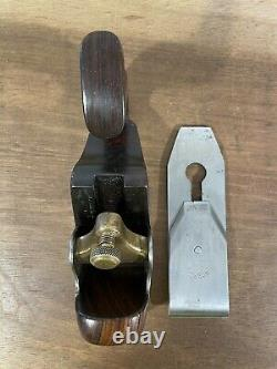 Antique Norris No. 2 Dovetail Smoothing Woodwork Plane