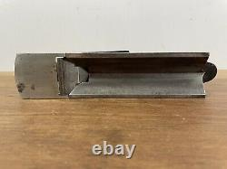 Antique Rare Stanley No. 72 Adjustable Chamfer Plane Woodwork Tool