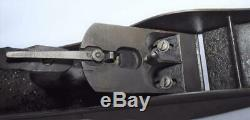 Antique STANLEY no. 8 JOINTER PLANE Patented 1888 Smooth Sole Woodworking