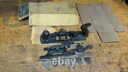 Antique Stanley No 193 B FIBER Board Cutter Plane Woodworking Fiber Board Tools