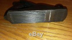 Antique Stanley No 2 C Corrugated Bottom Woodworking Plane Vintage Tool