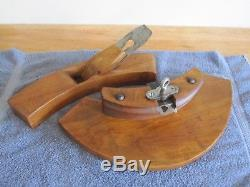 Antique Vintage 2 Stamped D R Barton Cherry Coopers Woodworking
