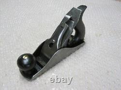 Antique Vintage Stanley No. 3 Type 4 (1874-1884) Pre-Lateral Woodworking Plane