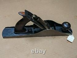 Antique Vintage Stanley No. 5 TYPE 2 (1869-1872) Pre-Lateral Woodworking Plane