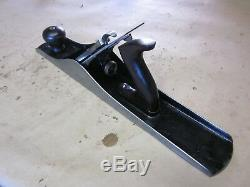 Antique Vintage Stanley No 6 Type 5 (1885-1888) First Lateral Woodworking Plane