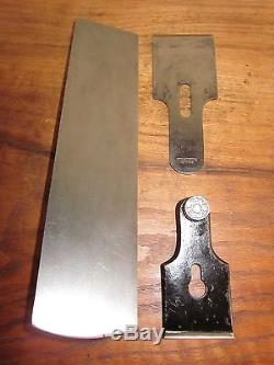 Antique Vintage Stanley No. 97 Type 2 (1907-1909) Woodworking Chisel Plane Tool