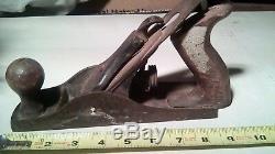 Antique Vintage Union No. 4 Type 2 (1900-1910) Woodworking Plane shop tools manc