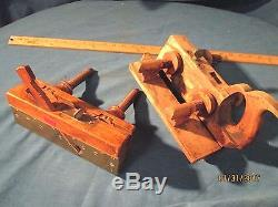 Antique Woodworking Carpentry Tools Large Lot