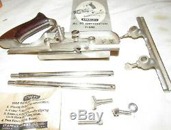 Boxed Stanley No 50 plane old woodworking tool plane vintage tool