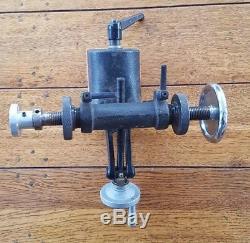 Carba-Tec Carbatec Wood Lathe Thread cutter Rare Vintage Woodwork Tool