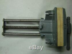 Columbian 10R- 2A woodworking vise, professionally refurbished new hardwood jaws