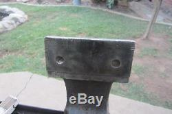 Columbian 224 1/2 Coach Makers Woodworkers Vise Swivel Base 4 1/2 inch Jaws Nice