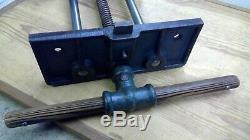 Craftsman Vintage Under Bench Woodworking 10 Vise 1V 265 QUICK RELEASE NICE