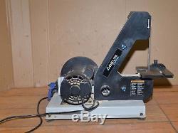Delta Shopmaster SA180 knife maker sander polisher metal wood working tool