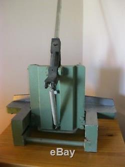 Dosch Miter Chopper Furniture Picture Frame Cutter Tool Art Wood Working Machine