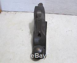 Early Vintage Stanley No. 2 Woodworking Plane Stanley on Adjustment Lever
