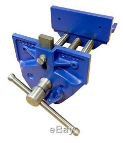 Eclipse Quick Release Woodworking Vise, Gray Cast Iron, 10 Size