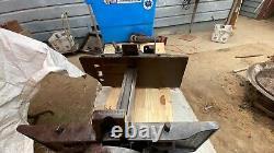 Emmert K9 Pattern Makers Woodworking Vise Patented 80 Lbs Vice, WAYNESBORO, PA USA