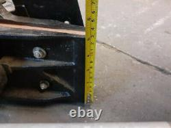 Emmert Pattern Makers Woodworking Vise PatternMakers Tool Tools Vice Bench Wood
