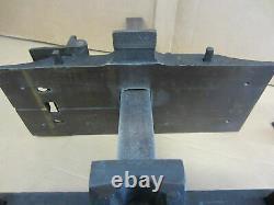 Emmert Patternmaker Woodworker Vise 18 Jaws K1 Universal Type U5
