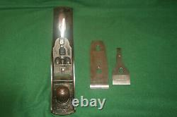 FINE Antique Vintage Stanley Bailey No 6 Type 17 Fore Woodworking Plane Inv#RC06