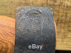 GRANSFORS BRUKS BOWL MAKERS ADZE (woodworking chisel axe) MADE IN SWEDEN UNUSED