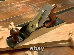 Genuine Lie Nielsen No. 5 1/2 Jack / Panel Plane, Gently Used, Cocobolo Woodwork