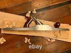 Genuine Lie Nielsen No. 7 Jointer Plane, Gently Used, Cocobolo Woodwork