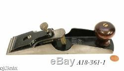 Good used shape STANLEY TOOLS 97 woodworking plane trim edge