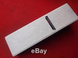 HQ Rare Japanese Woodworking Carpentry Hira Kanna 57.0 mm craftsman Yamaguchi