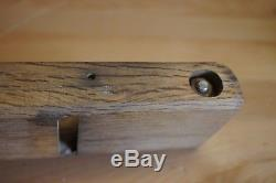 Handmade Vintage 70mm Japanese Woodworking Finishing Hand Plane Hiraganna Kanna