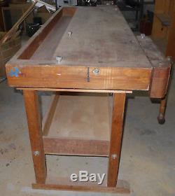 Hofmann & Hammer Woodworking Bench