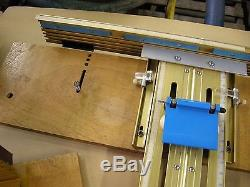 Incra 24 Range Jig Ultra Woodworking Router System