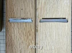 Japanese Carpenter Tool Kanna Hand Plane Shave Woodworking DIY 7-piece set