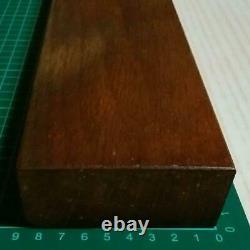 Japanese Carpenter Tool Kanna Long Hand Plane Vintage Woodworking Furniture TRK