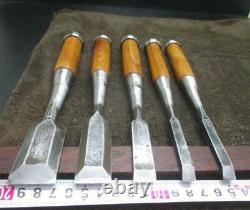 Japanese Nomi 5 Set Carpenter Woodworking Tool DIY Free Shipping From Japan. MH5
