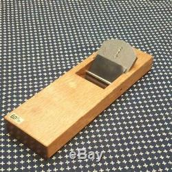 Japanese Plane Kanna Carpenter Woodworking Tool DIY Vintage F/S From Japan. MH64