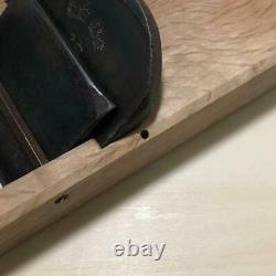 Japanese Vintage Plane Kanna Carpenter Tool 70mm Namiroku Red oak Woodworking