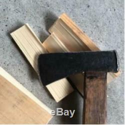 Japanese Vintage Woodworking Carpentry Tool Wood-Chopping Axe 53 cm Ono Used