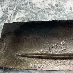 Japanese Vintage Woodworking Carpentry Tool Wood-Chopping Hatchet 600g Ono Used