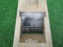 Japanese Vintage Woodworking Carpentry tool kanna Kengo Usui