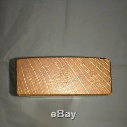 Japanese Woodworking Carpentry tool kanna Masato Yokosaka 70mm used