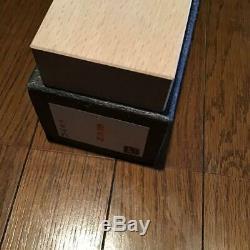 Japanese Woodworking Carpentry tool kanna Seisuke Mizuno Koji 65mm Used