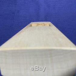 Japanese Woodworking Carpentry tool kanna Seki Sonoku Artisan heart Used