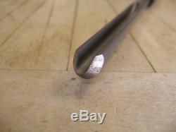 Jerry Glaser 1/2 V15 Bowl Gouge Wood Lathe Chisel Woodturning Tools CPM Steel
