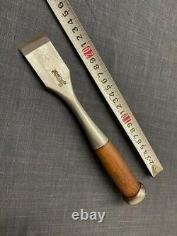 Kikuhiromaru36mm OLDER GEN Damekiri NomiJapanese Timber ChiselWoodwork