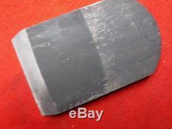 Kunio Yokoyama blade 63.0mm japanese woodworking carpentry tool plane kanna F/S