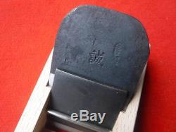 Kunio Yokoyama blade 63.0mm japanese woodworking carpentry tools plane kanna F/S